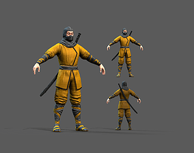3D asset Ninja