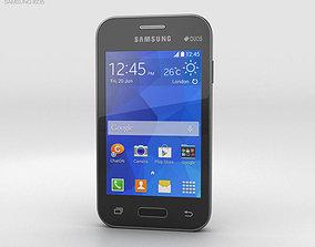 3D Samsung Galaxy Young 2 Iris Charcoal