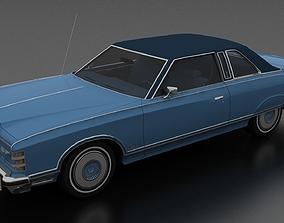 3D LTD Landau 2dr 1975