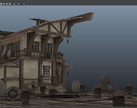 3D model house game