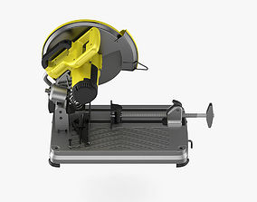 Chop Show Machine Tool 3D model