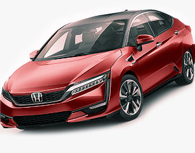 Honda Clarity Fuel Cell 2017 3D