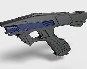 3D print model Vengeance Phaser from the movie Star Trek 1