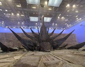3D printable model Star Wars Rise of Skywalker Emperor