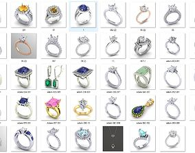 Mix Jewelry in bulk-0002 3D print model
