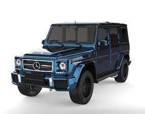 3D Mercedes Benz G Class