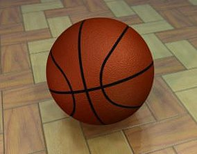 Basketball nba 3D model