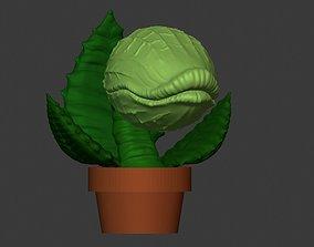3D printable model Audrey 2 pot