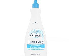 Dish Soap 3D