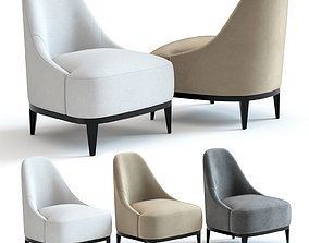 The Sofa and Chair Co - Stanley Armchair 3D model