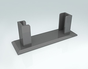 3D printable model Business card holder
