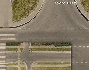 Aerial texture 298 3D asset