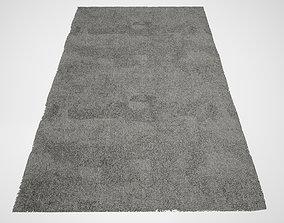 Contemporary Carpet - Rug 12 3D model