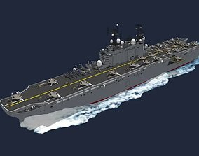 3D print model UNITED STATES NAVY-USS 271