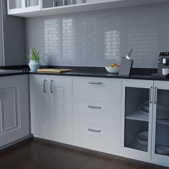 Kitchen Render 3D