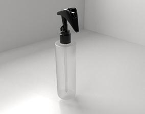 cosmetic Spray Bottle 3D model