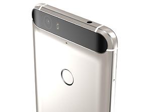 telephone Huawei Nexus 6P - Element 3D
