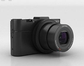 Sony Cyber-shot DSC-RX100 II 3D