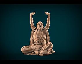 Buddhist 03 3D model