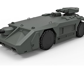 Diecast model M577 carrier from Aliens Scale 1 to