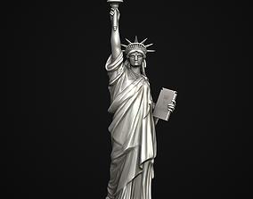 3D printable model Statue of The liberty Sculpt