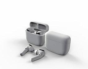 element 3D model Headphones TWS
