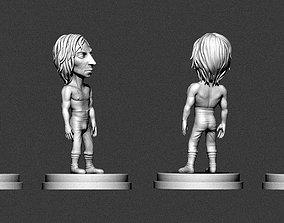 3D print model Shirtless Kylo