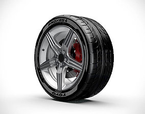 3D Wheel v2