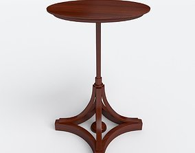 Side Table modern 3D