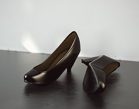 shoes High Heels 3D