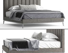 RH ITALIAN VERTICAL CHANNEL BED 3D