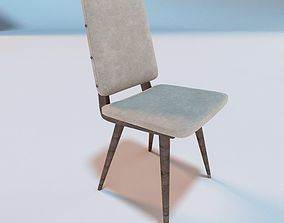 CAMILLE DINING CHAIR 3D