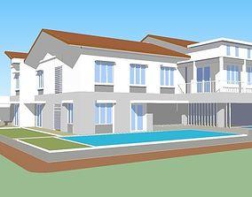 Alan House 3D model