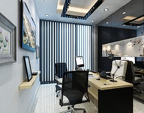 3D model Modern Manager Office