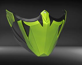 3D print model Zero One Mask Fan Art