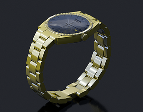 3D model Wristwatch digital