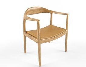 Wegner Chair - PP503 3D
