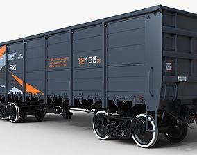 3D carriage railway 12-196