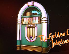 Jukebox 3D asset game-ready