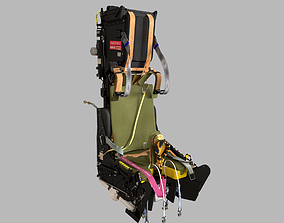 Ejection seat mb mk10 3D model