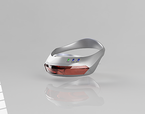 AmuSphere FullDive console besed on 3D printable model 5