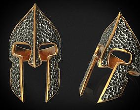 3D print model Spartan helmet troja