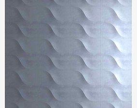 3d wall panel ice by decor design italo pertichini 3d