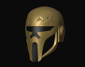 Sith Lord Momin helmet from Star Wars 3D printable model