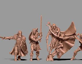 3D print model Heroic fantasy bundle - 4 fantasy 2