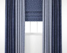 3D model Curtain 99