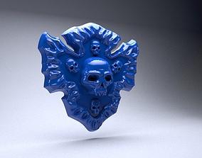 Buckle of Amina 3D print model