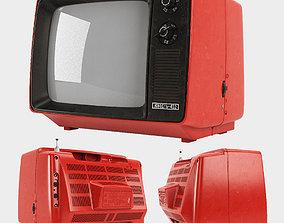 3D model TV Yunost-402