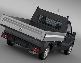 Vauxhall Combo Tipper 2015 3D model
