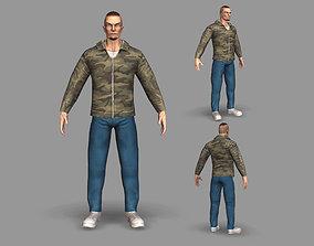 3D model Mugger